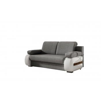 Canapé GRETA G05 gris + blanc